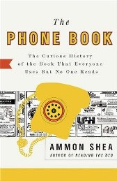 The Phone Book, by Ammon Shea